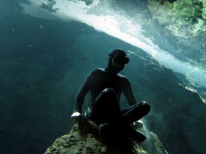 Master Free Diver