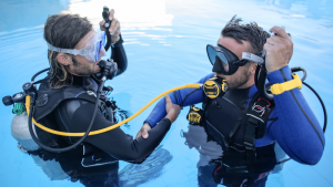 What's the difference between a Scuba Diver and Open Water Diver?
